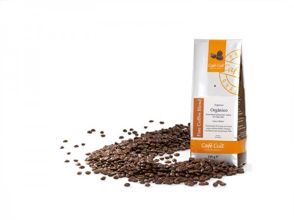 Espresso Orgánico DE-ÖKO-003