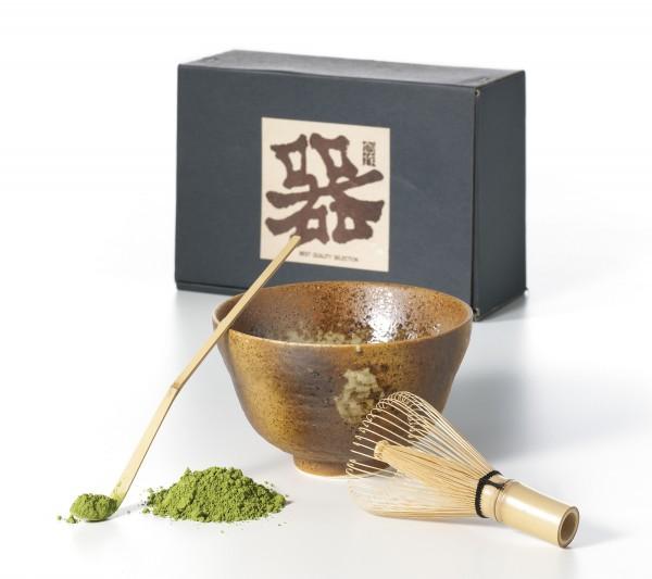"Matcha Set ""Chiyo"" Keramik"