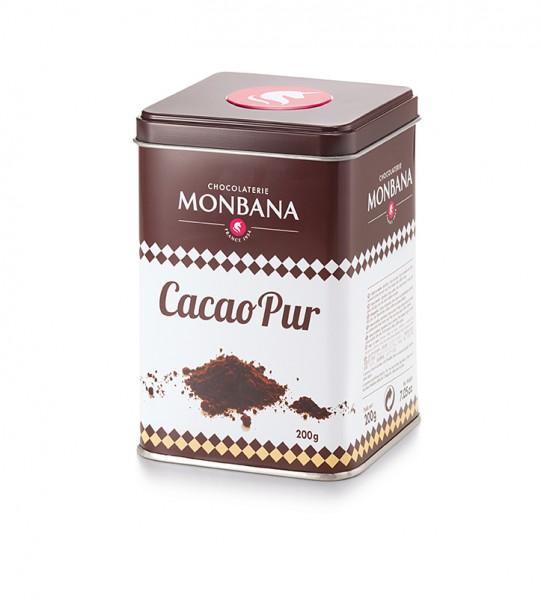 """Kakaopulver """"Cacao pur"""" (100%) schwach entölt"""