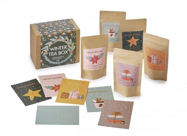 Geschenkbox Winter Tea Collection