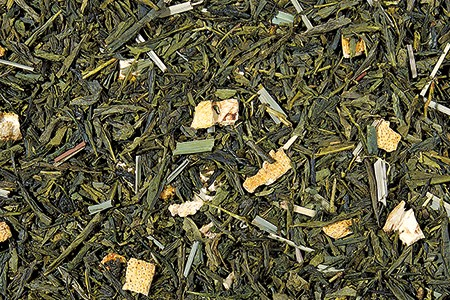Sencha Lemon (Zitronen-Note)