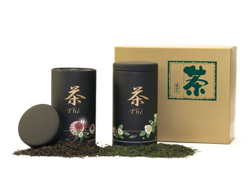"Premium Geschenkset ""Tea Tasters Kagoshima Box"""