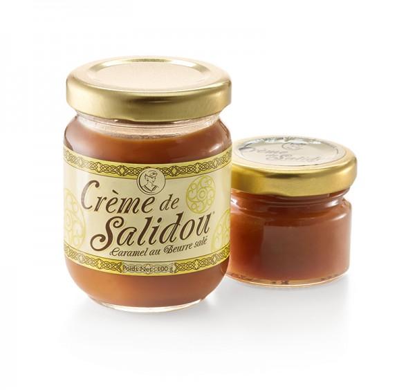 """Aufstrich """"Crème de Salidou"""" Karamell mit gesalzener Butter"""
