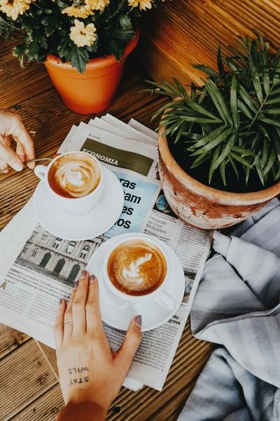 Marzipan-Cappuccino