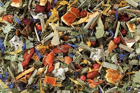 Feng Shui Tee (Erdbeer-Bergamotte-Note)